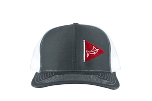Boat Builders Trading Co. Trucker Hat - Side Flag