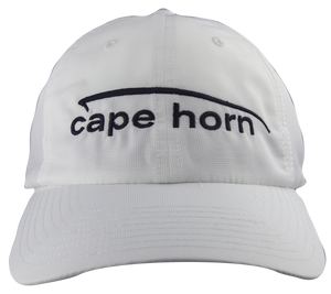 Cape Horn Performance Hat - White