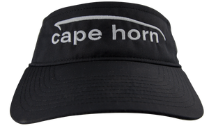 Cape Horn Performance Visor - Black