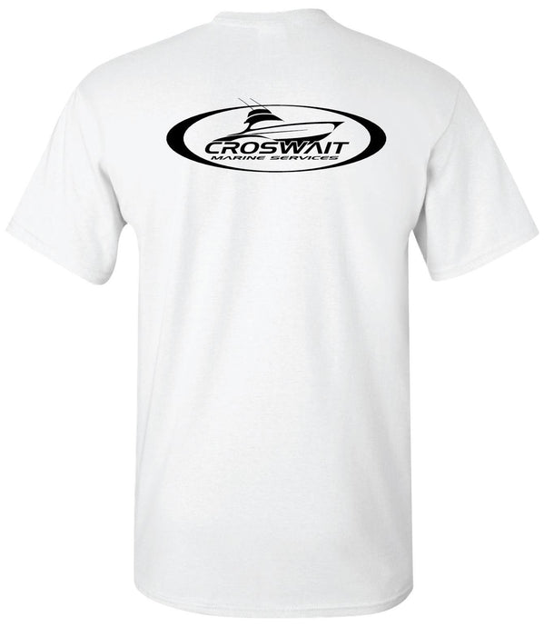 Croswait Marine Services Classic Logo Shirt