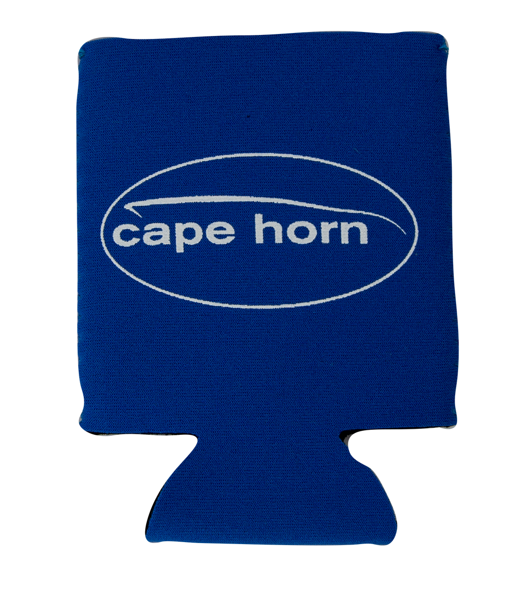Cape Horn Koozie - Cape Horn Circle Logo
