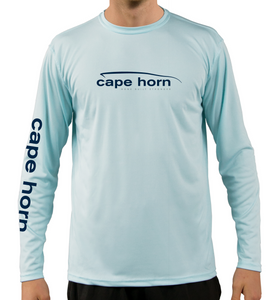 Cape Horn Mahi Performance Shirt Arctic Blue