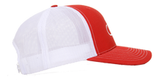 Albemarle Boats Red Trucker Hat