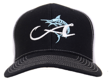 Albemarle Boats Navy Trucker Hat