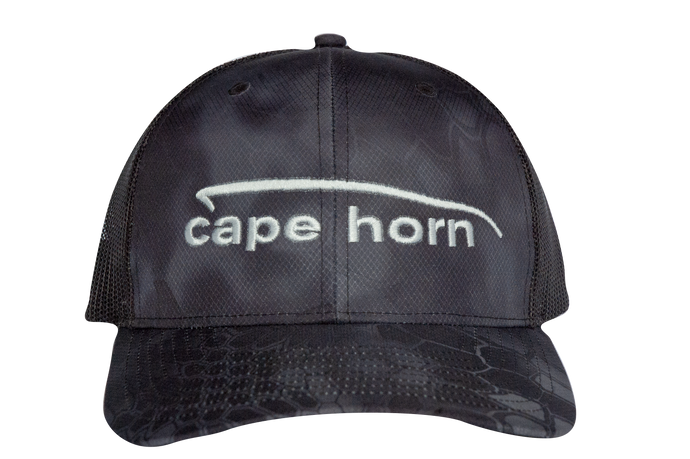 Cape Horn Trucker Hat - Typhoon Kryptek