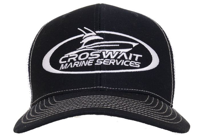 Croswait Marine Services Navy Trucker