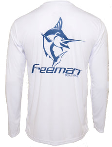Freeman Boatworks Performance Long Sleeve Shirt