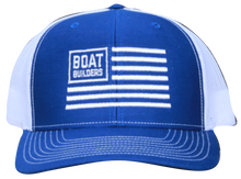 Boat Builders Trading Co. Flag Trucker Hat