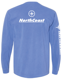 NorthCoast Boats Long Sleeve T-Shirt - Blue