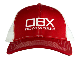 OBX Boatworks Trucker