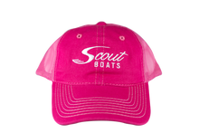 Scout Boats Mesh Hat