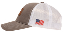 Scout Boats Leather Patch Trucker