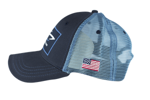 Scout Boats Patch Trucker Hat