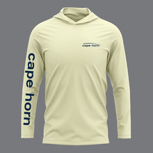 Cape Horn Performance Long Sleeve Hoodie - Yellow