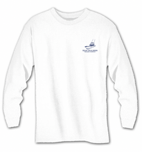 Boat Builders Trading Co. Performance Long Sleeve - Sky Blue Hull