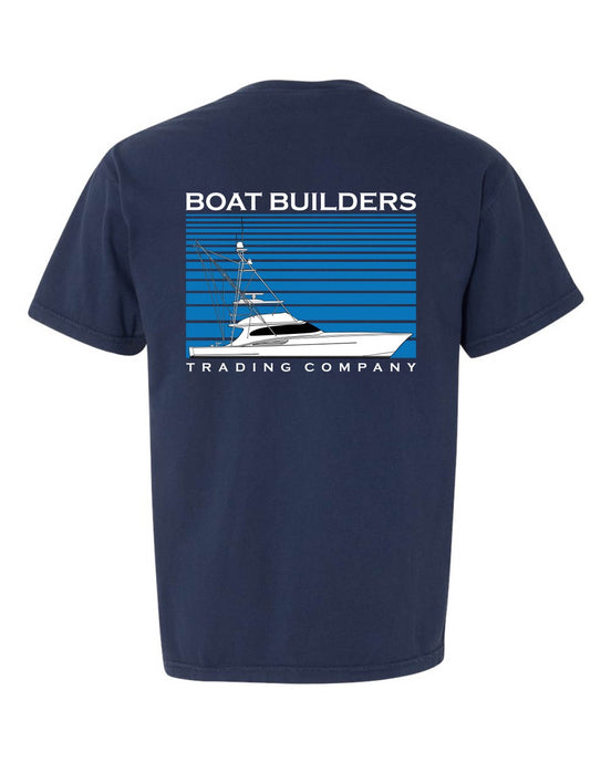 Boat Builders Trading Co. Sport Fisher Stripe