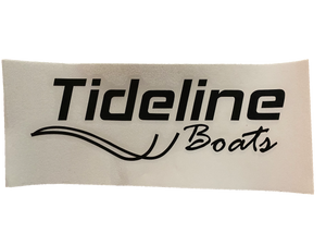 Tideline Boats Decal