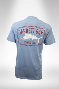 Jarrett Bay Boatworks Coast to Coast Short Sleeve T-Shirt