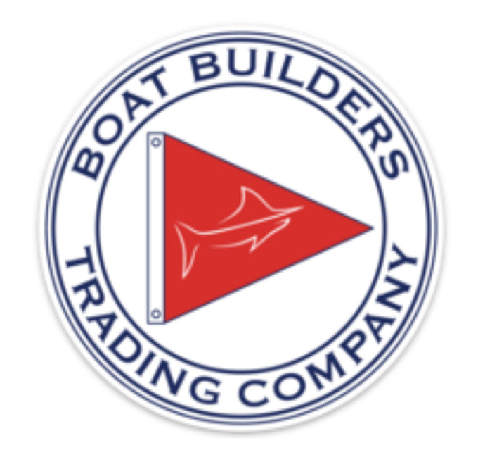 Boat Builders Sticker