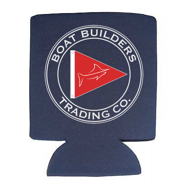 Boat Builders Trading Co. Can Koozie