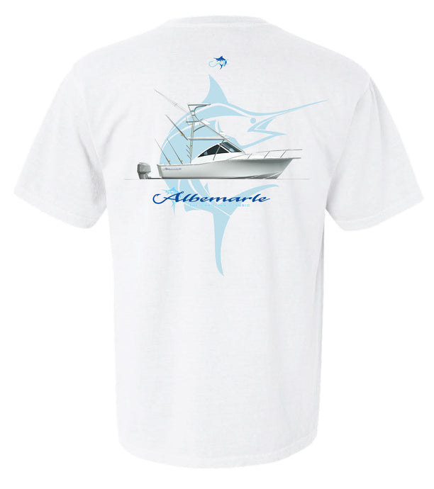 Albemarle Boats Express Short Sleeve