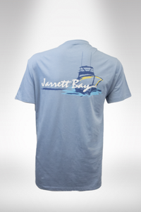 Jarrett Bay Boatworks Script Short Sleeve T-Shirt