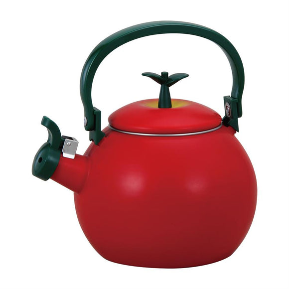 Apple Whistling Tea Kettle - All About Coffee n Tea