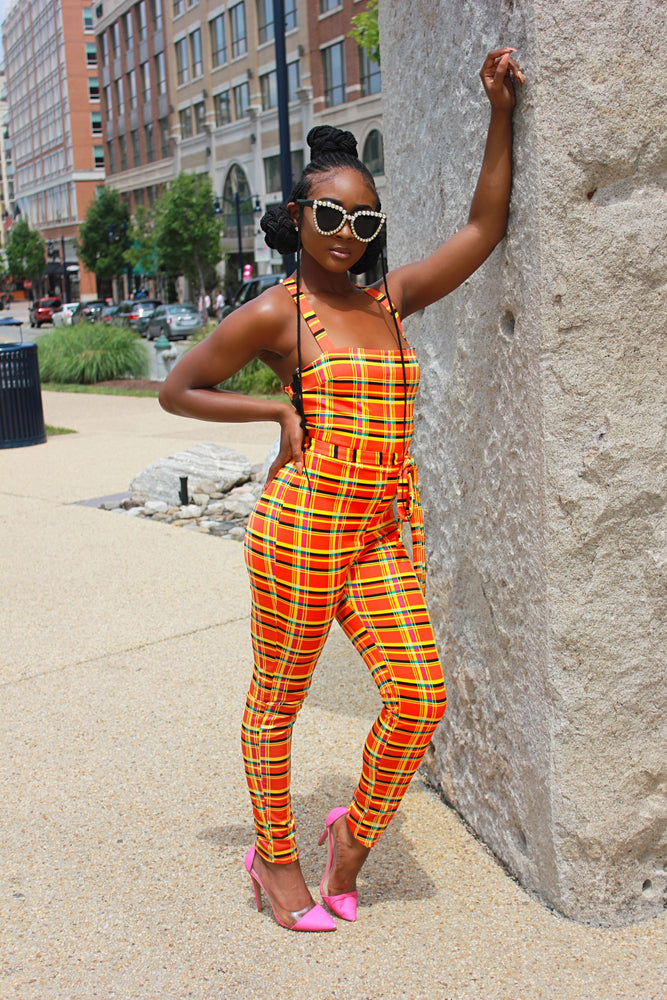 Quench YaThirst Jumpsuit