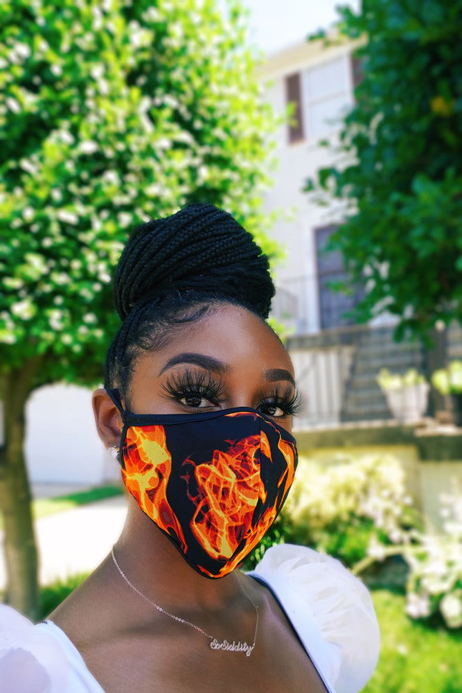 Fire Power Masks (UNISEX)