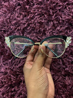 Daisy Stone Optical Glasses
