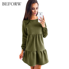 Beforw New Arrival Women Winter Dress - Sgpshop17