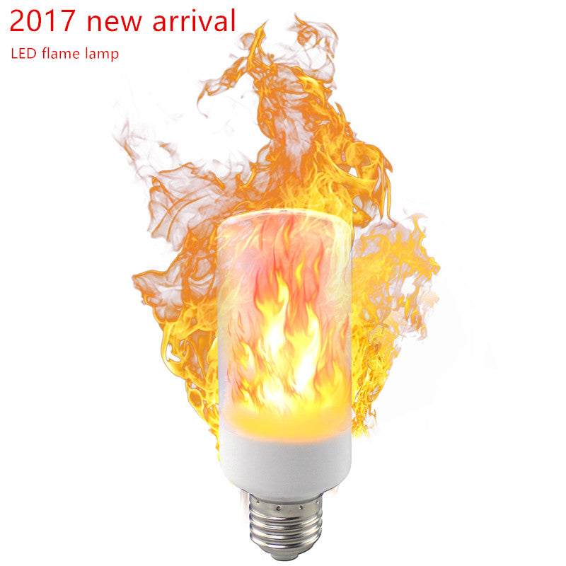 Creative LED  Decorative Light Flame Effect