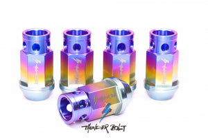 Ti Forged / Racing-Series Nut by J's Design for J-Car