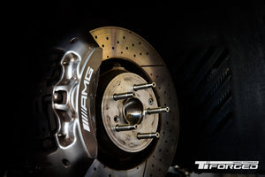 Ti Forged/ Club Sports with Security Lock for Audi