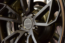 Ti Forged/ Club Sports with Security Lock for Volkswagen