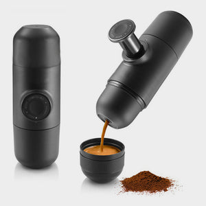 coffee house quality hand pressurized mini espresso maker - Mini House Maker