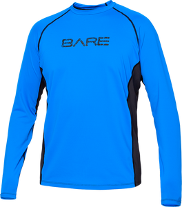 BARE MEN'S LONG SLEEVE SUNGUARD