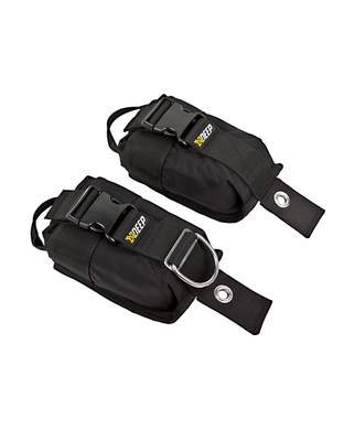 X-Deep Droppable Weight Pouches