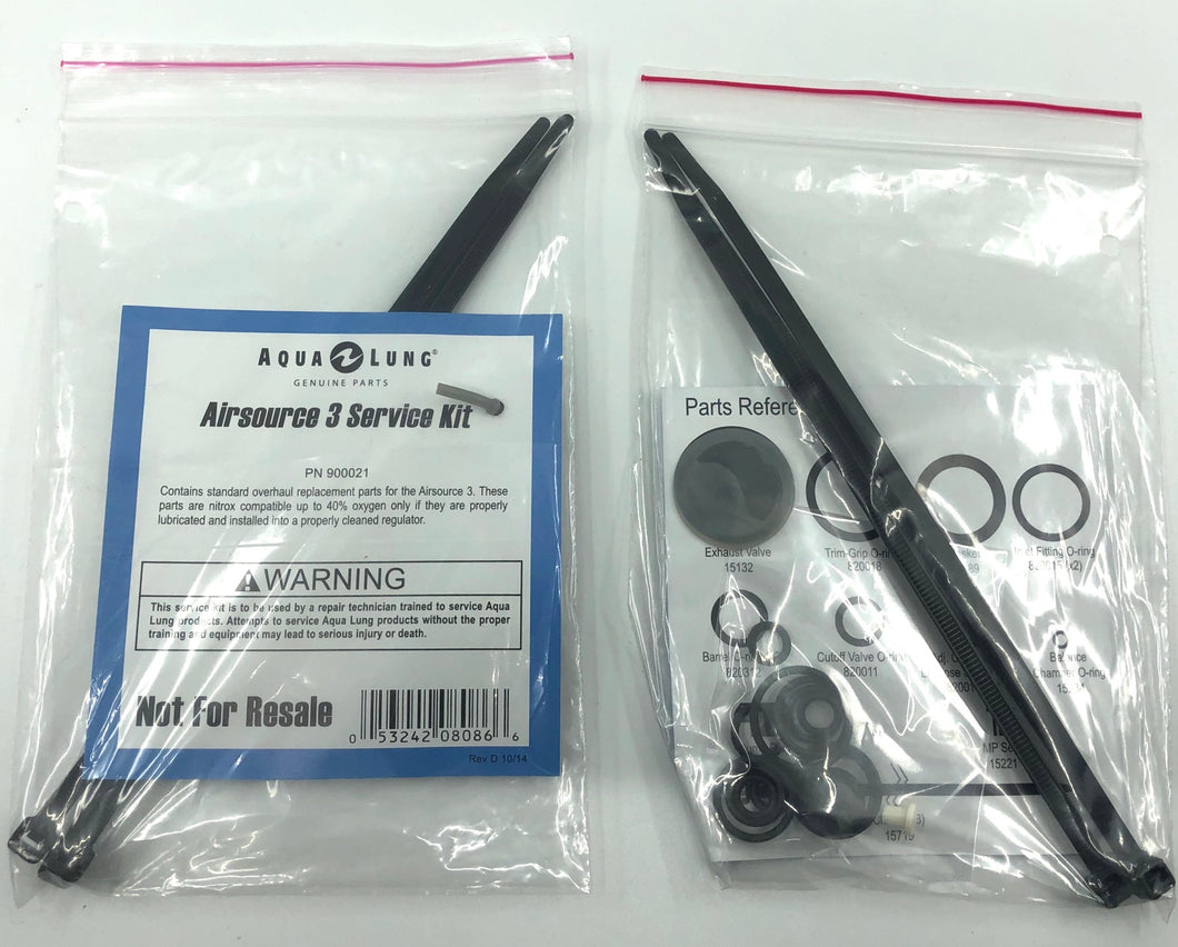 Aqua Lung Airsource 3 Service Kit