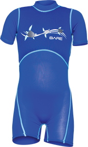 Bare Children's 1MM Dolphin Floaty Wetsuit
