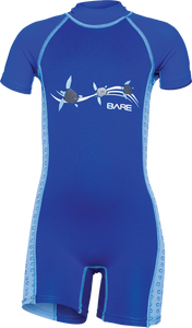 Bare 1MM Children's Guppy Shorty Wetsuit