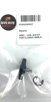 Dive Rite Primary Classic Reel Replacement Locking Screw RE4010