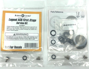 Aqua Lung Legend ACD First Stage Service Kit