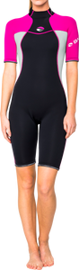 Bare Ladies Nixie shorty 2mm wetsuit