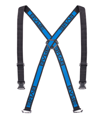 BARE 4-POINT SUSPENDERS FOR THE X-MISSION, HDC EXPEDITION DRYSUITS