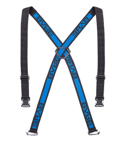 BARE 4-POINT SUSPENDERS FOR WOMENS X-MISSION DRYSUITS
