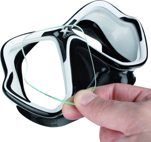 Mares X-Vision Mask Prescription Lenses