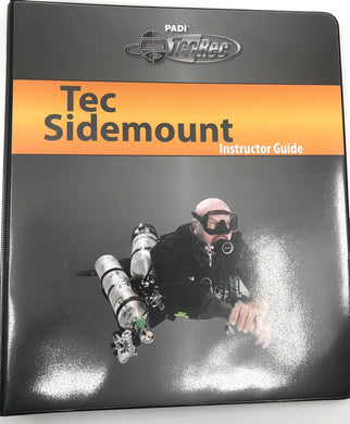 Padi Sidemount Tec Instructor Guide