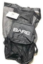 Bare Mesh Backpack