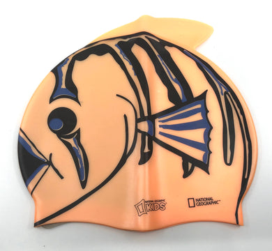National Geographic Kids Swim Caps
